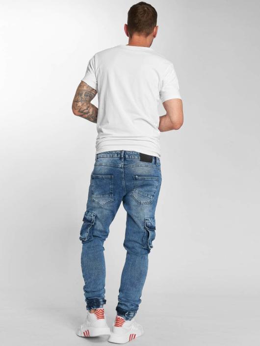 VSCT Clubwear Antifit jeans Knox Cargo Adjust Hem blå
