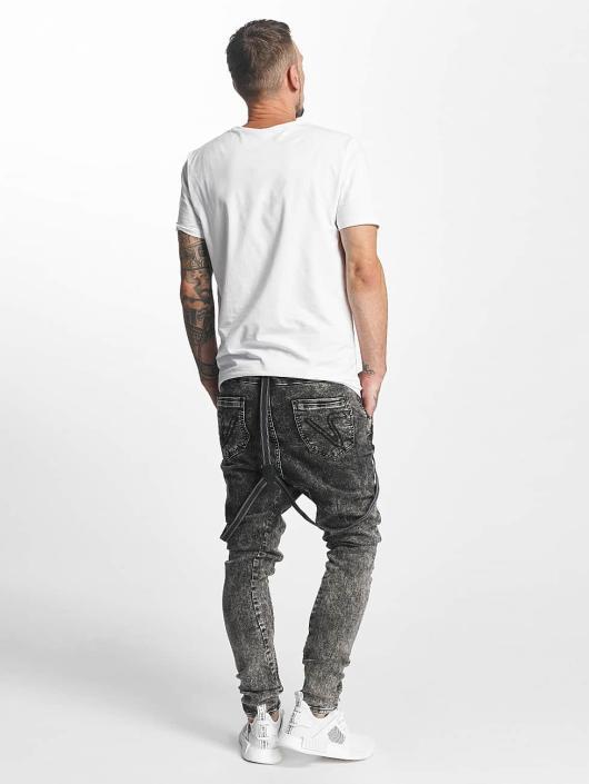 VSCT Clubwear Antifit Brad with Suspenders schwarz