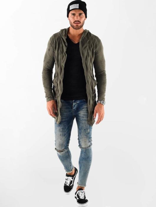 VSCT Clubwear Cardigans Wave khaki