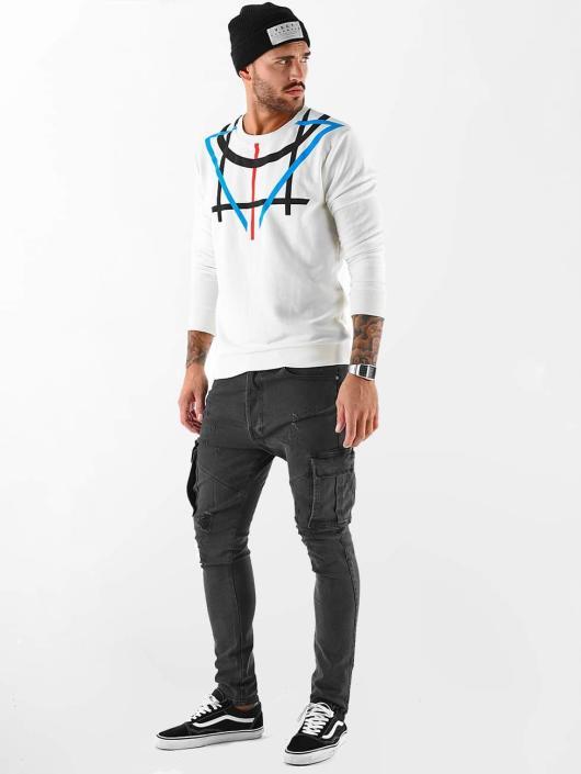 VSCT Clubwear Cargobroek Thor Slim zwart