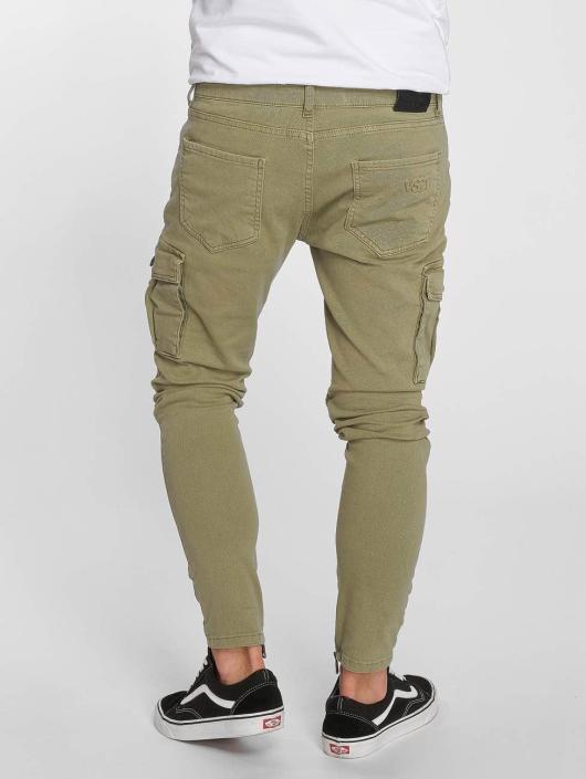 VSCT Clubwear Cargohose Keanu Biker khaki
