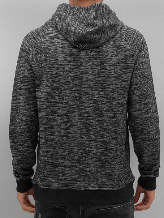 VSCT Clubwear Hoody Shiro 2 Zip Moulinee Kangool grau