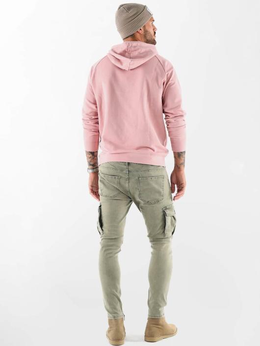 VSCT Clubwear Hoody Clubwear Design Heart Logo rot