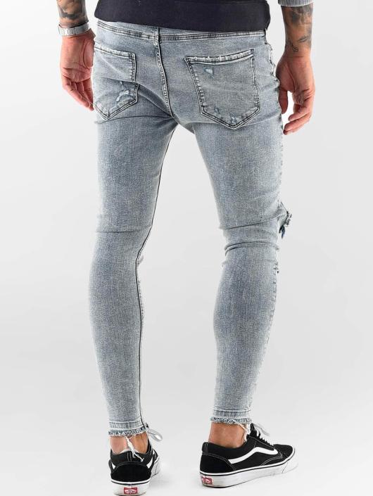 VSCT Clubwear Jean coupe droite Chase bleu