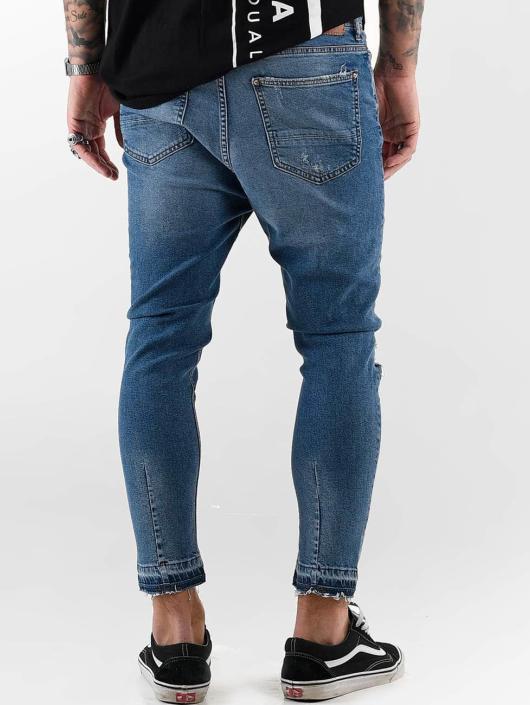 VSCT Clubwear Jeans slim fit Keanu Vintage Kneetcut `84 blu