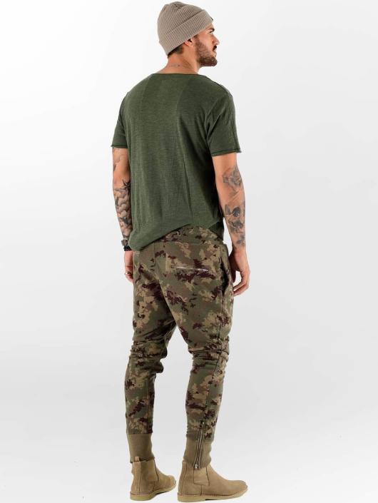 VSCT Clubwear Joggebukser Camo Sweat kamuflasje