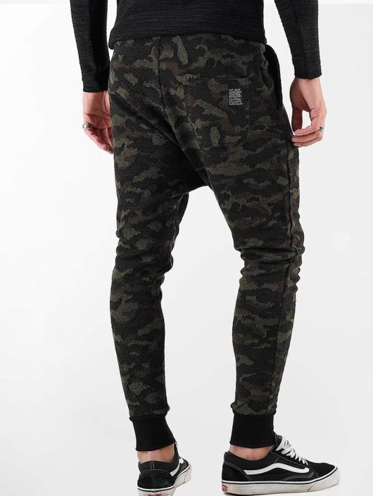 VSCT Clubwear Joggebukser Kobe Knit kamuflasje