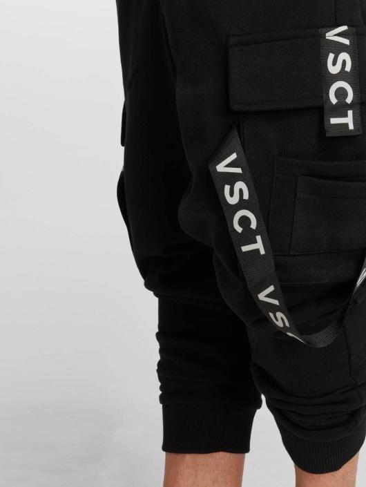 VSCT Clubwear Joggebukser Logo Tape svart