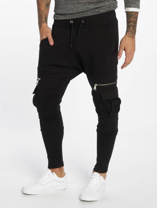 VSCT Clubwear Joggebukser Future Cargo svart