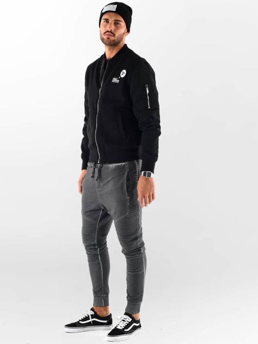 VSCT Clubwear joggingbroek Biker zwart