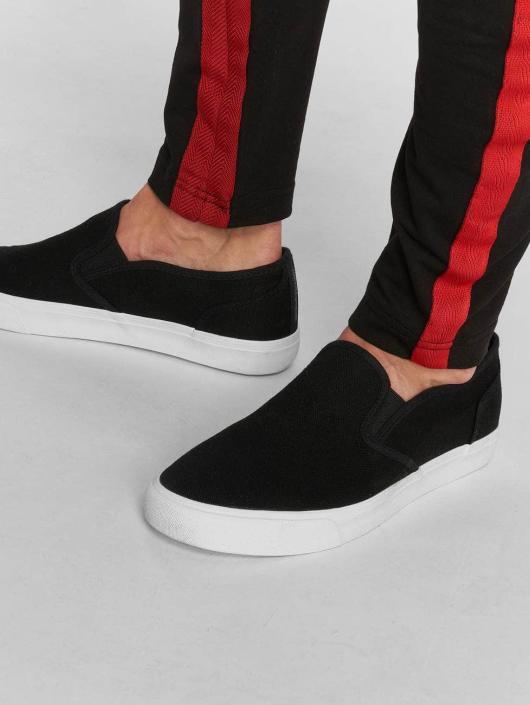 VSCT Clubwear Joggingbyxor Lowcrotch svart