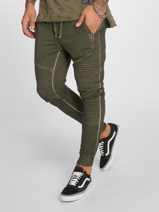 VSCT Clubwear Jogginghose Biker khaki