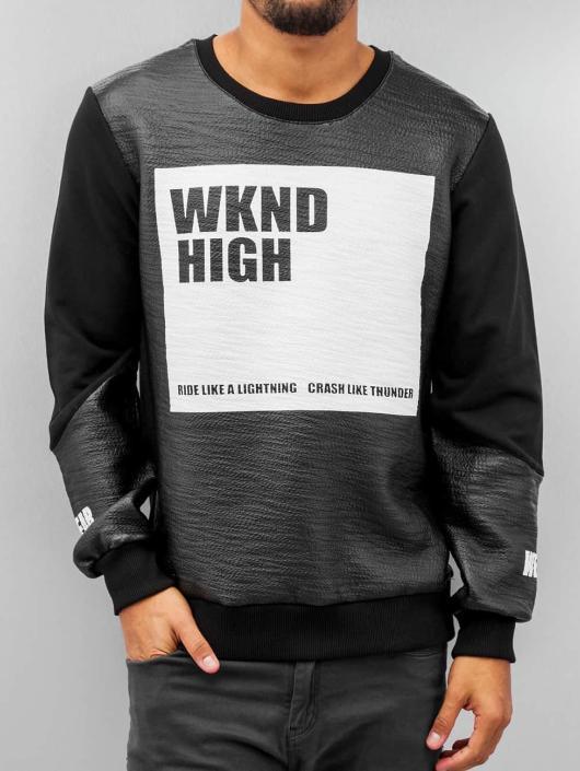 VSCT Clubwear Jumper WKND High black