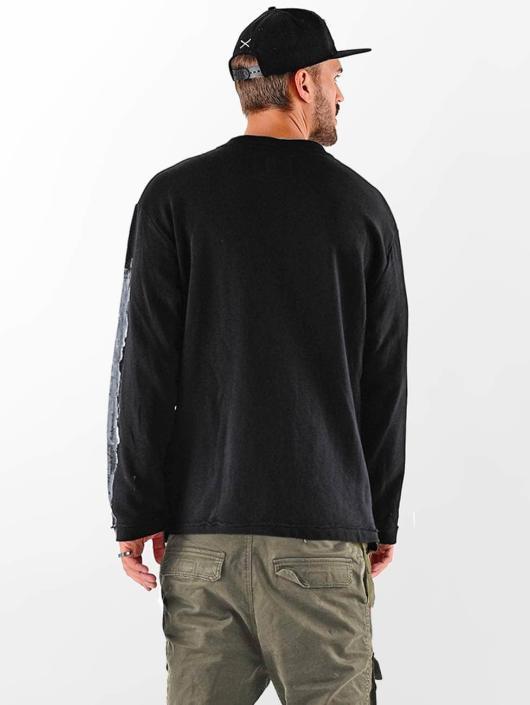 VSCT Clubwear Jumper Painted black