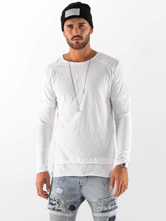 VSCT Clubwear Longsleeve Basic 2 in 1 wit