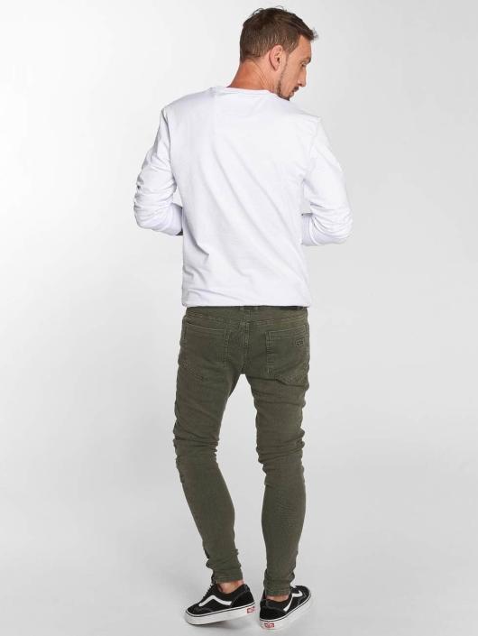 VSCT Clubwear Maglia Cross Palm Loose bianco
