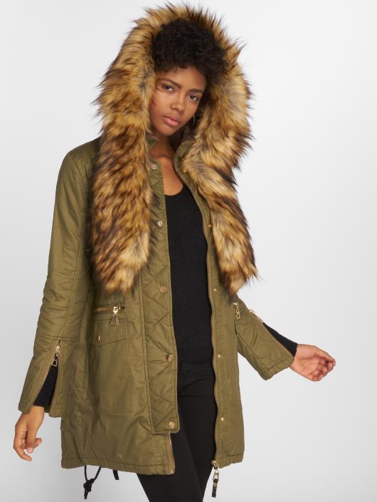 VSCT Clubwear Mantel Coated olive