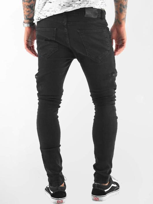 Vsct Clubwear Noir Thor Pantalon Homme Cargo Biker 438515 R34Ajq5LSc