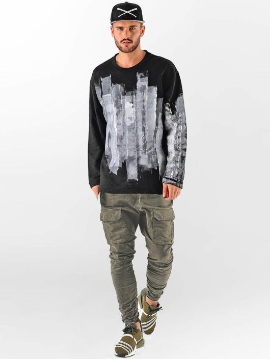 VSCT Clubwear Pullover Painted black