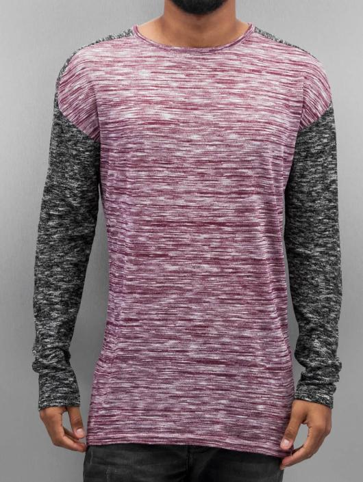 VSCT Clubwear Pullover 2 Colour Moulinee rot