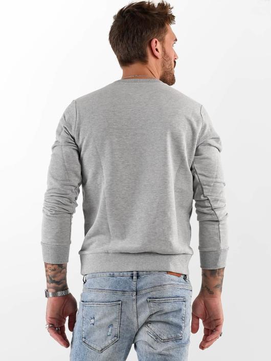 VSCT Clubwear Pulóvre Faded 90ies šedá