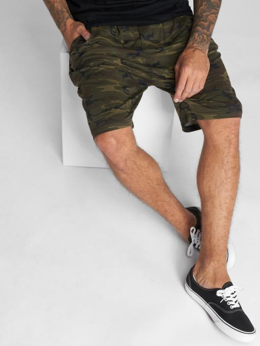 VSCT Clubwear Shorts Lowcrotch Jersey Soft camouflage