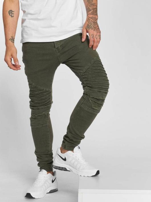 VSCT Clubwear Skinny Jeans Liam khaki