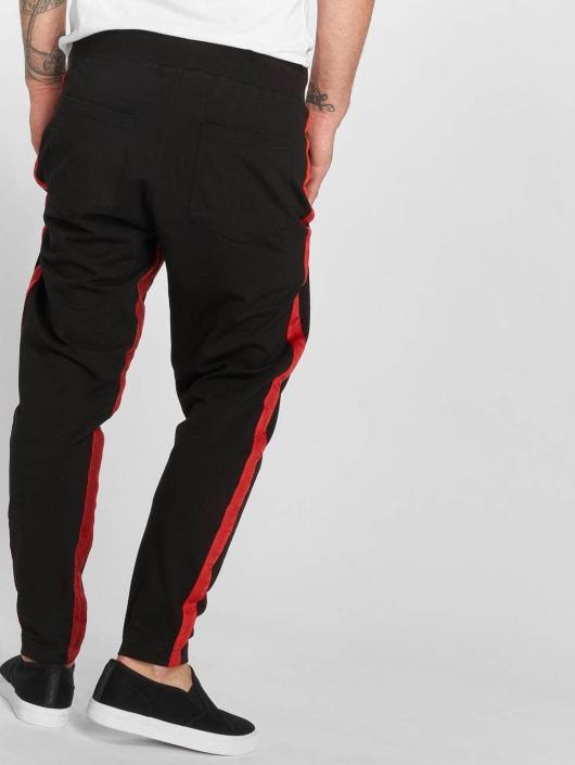 VSCT Clubwear Spodnie do joggingu Lowcrotch czarny