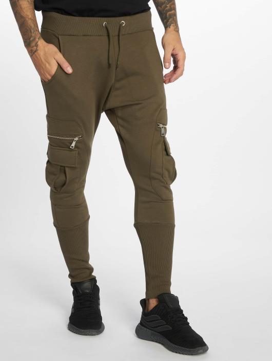 VSCT Clubwear Spodnie do joggingu Future Cargo khaki