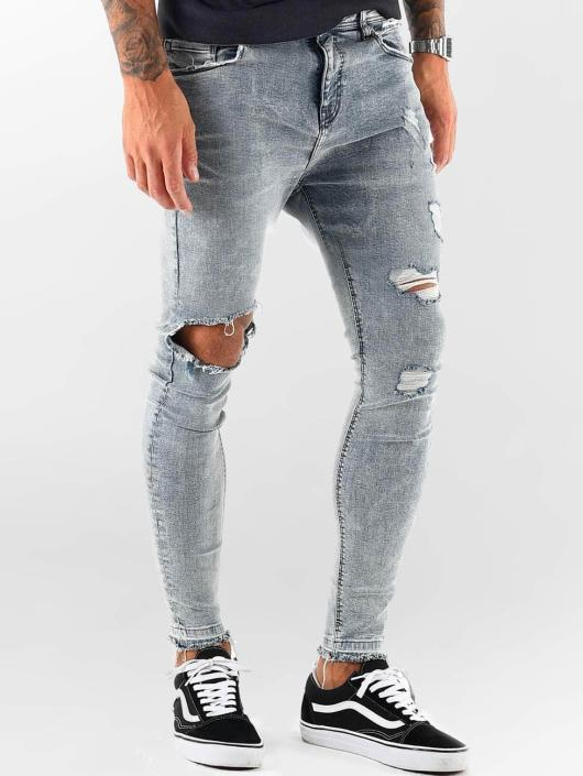 VSCT Clubwear Straight Fit Jeans Chase blau