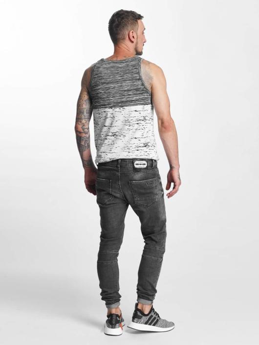 VSCT Clubwear Straight Fit Jeans Kevin grå