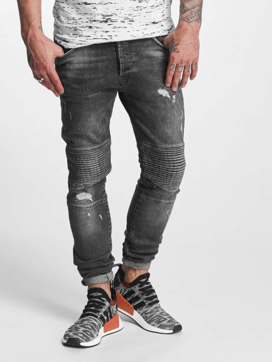 VSCT Clubwear Straight Fit Jeans Kevin grau