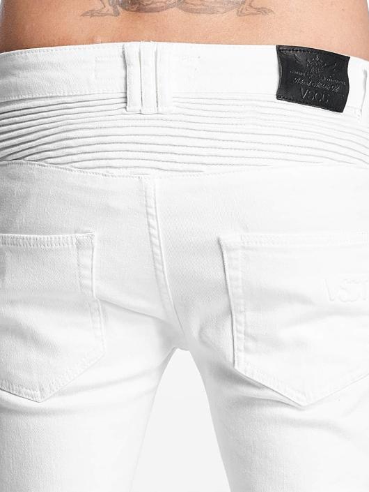VSCT Clubwear Straight Fit Jeans Liam weiß