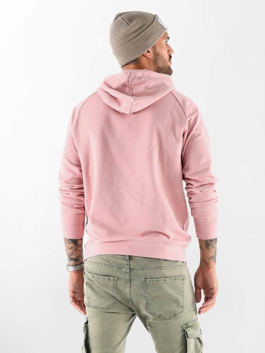 VSCT Clubwear Sweat capuche Clubwear Design Heart Logo rouge