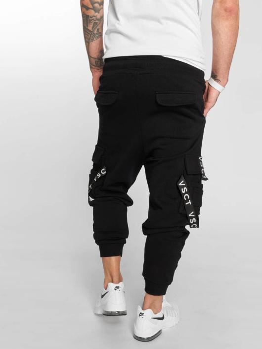 VSCT Clubwear Sweat Pant Logo Tape black
