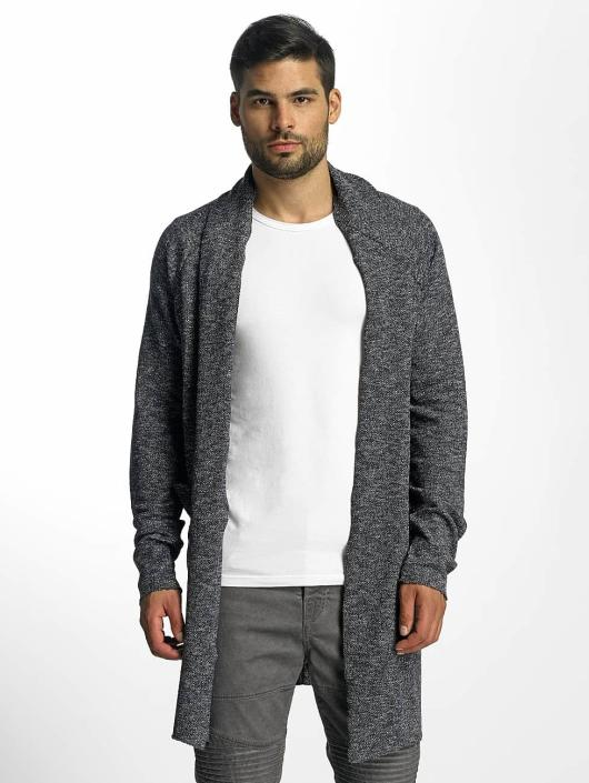 VSCT Clubwear Swetry rozpinane Open Knit indygo
