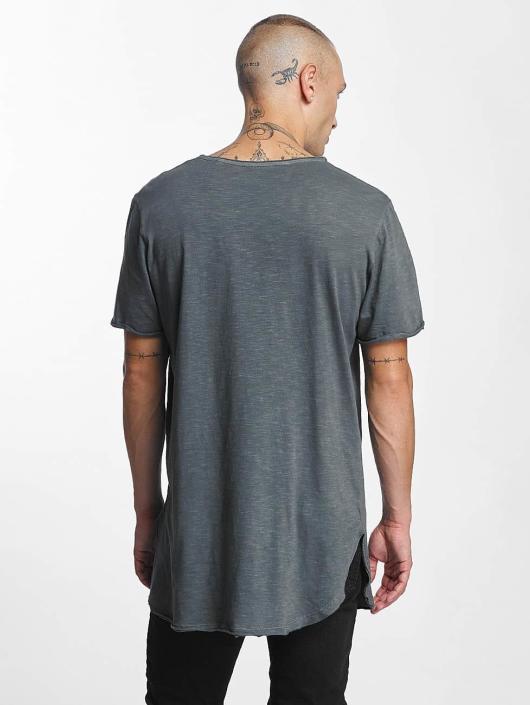 VSCT Clubwear T-Shirt Flamed Pkt grau