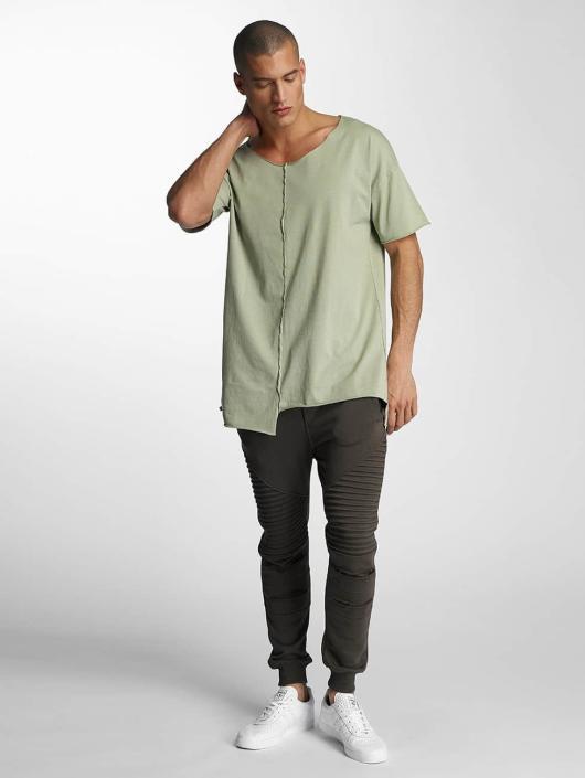 Vsct Naked Clubwear 357611 Raw shirt Homme Kaki T DH9eE2WIY