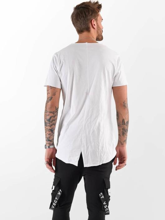 VSCT Clubwear T-Shirt Laser Cut weiß