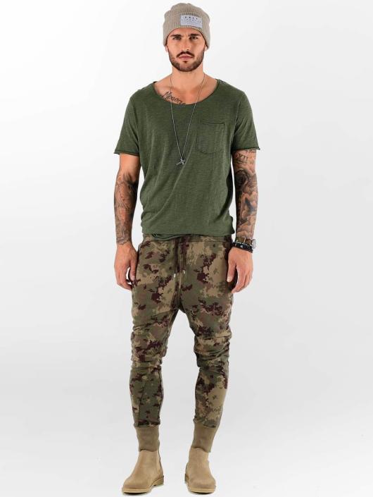 VSCT Clubwear tepláky Camo Sweat maskáèová