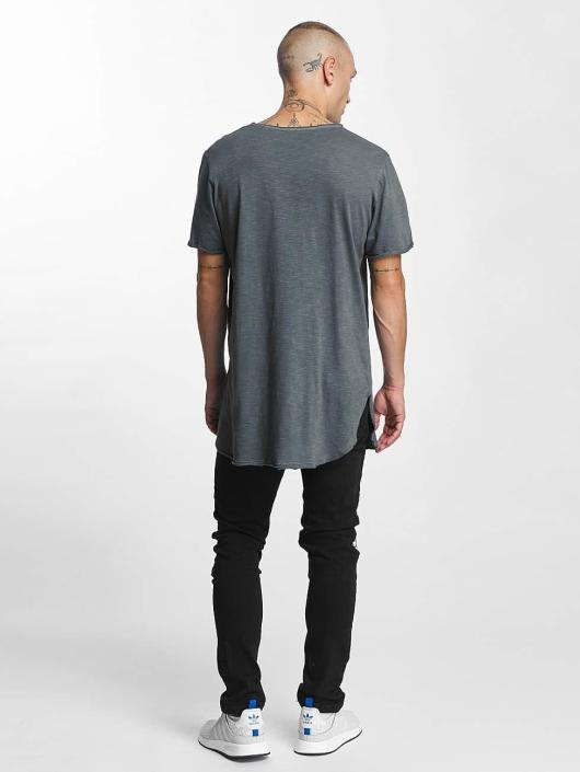VSCT Clubwear Trika Flamed Pkt šedá