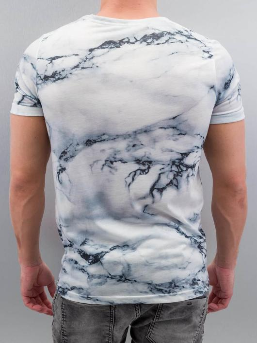 VSCT Clubwear Trika White Marble bílý