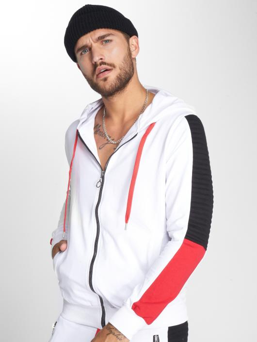 VSCT Clubwear Välikausitakit Biker valkoinen