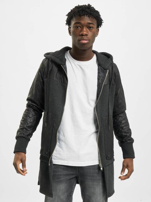 VSCT Clubwear Zip Hoodie Elite Long grey