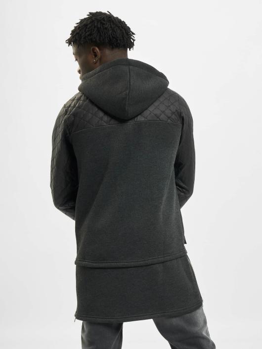 VSCT Clubwear Zip Hoodie Elite Long szary