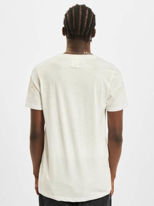 Wemoto T-Shirt Grain weiß