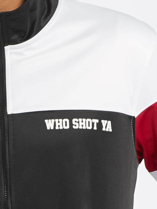 Who Shot Ya? Anzug Monticello schwarz