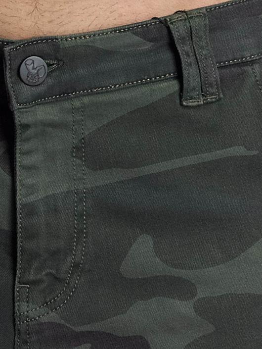 Who Shot Ya? Cargohose K205 camouflage