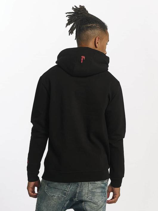Who Shot Ya? Hoodie Grim Rabbit black