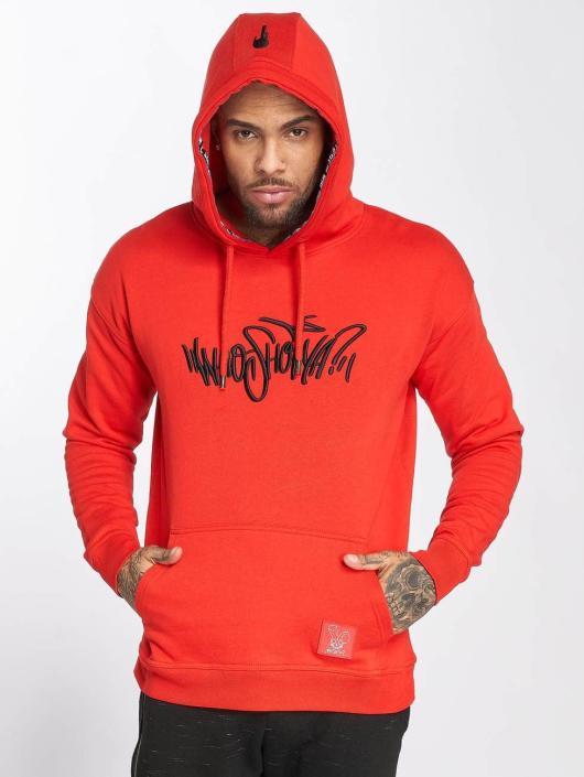 Who Shot Ya? Hoodie Capital W red